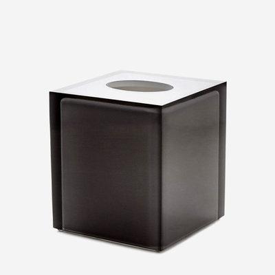 JONATHAN ADLER Boîte de Papier Hygiénique Hollywood - Fumée