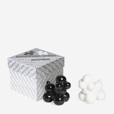 JONATHAN ADLER Poodles Salt & Pepper Shakers Black / White