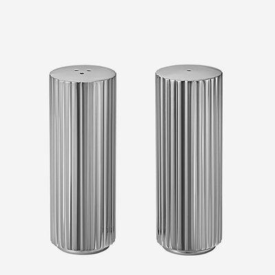 GEORG JENSEN Bernadotte Stainless Steel Salt & Pepper Shaker