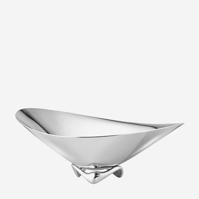 GEORG JENSEN Wave Bowl - Silver