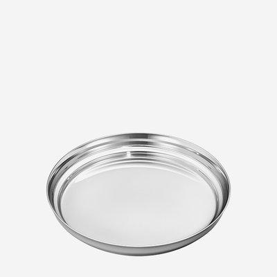 GEORG JENSEN Manhattan Coaster - Silver