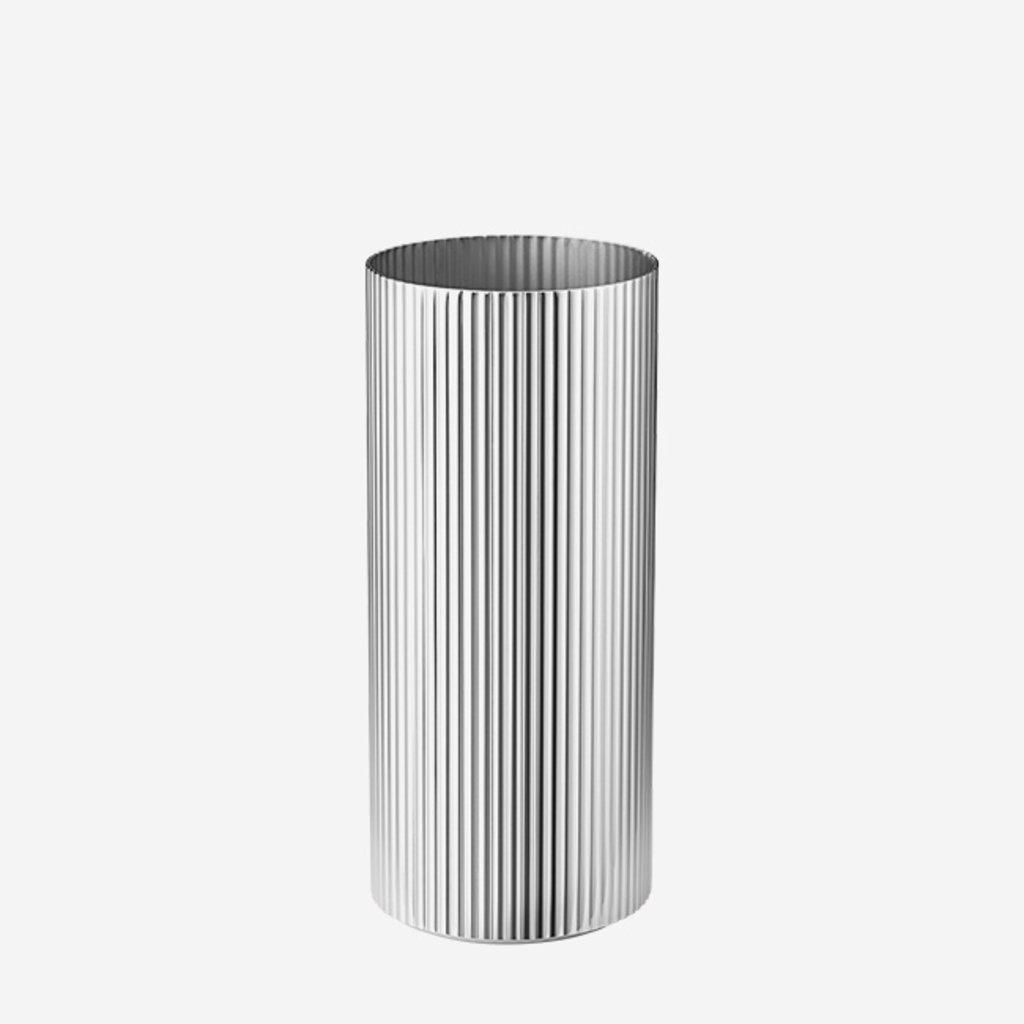 GEORG JENSEN  Bernadotte Medium Vase - Silver