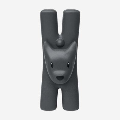 ALESSI Lampo Clip Set of 2 - Black