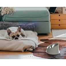 ALESSI  Wowl 21cm Dog Bowl - Grey