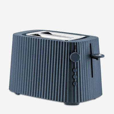 ALESSI Plissé Toaster Grey