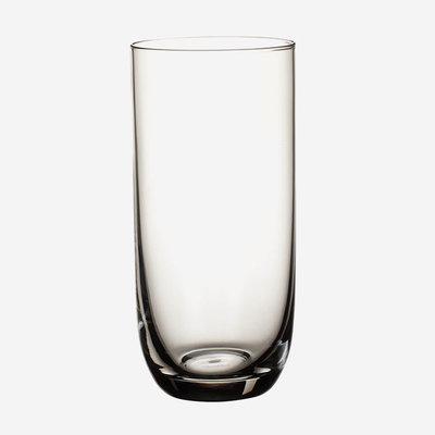 VILLEROY & BOCH La Divina Highball Glass Set of 4 - Clear