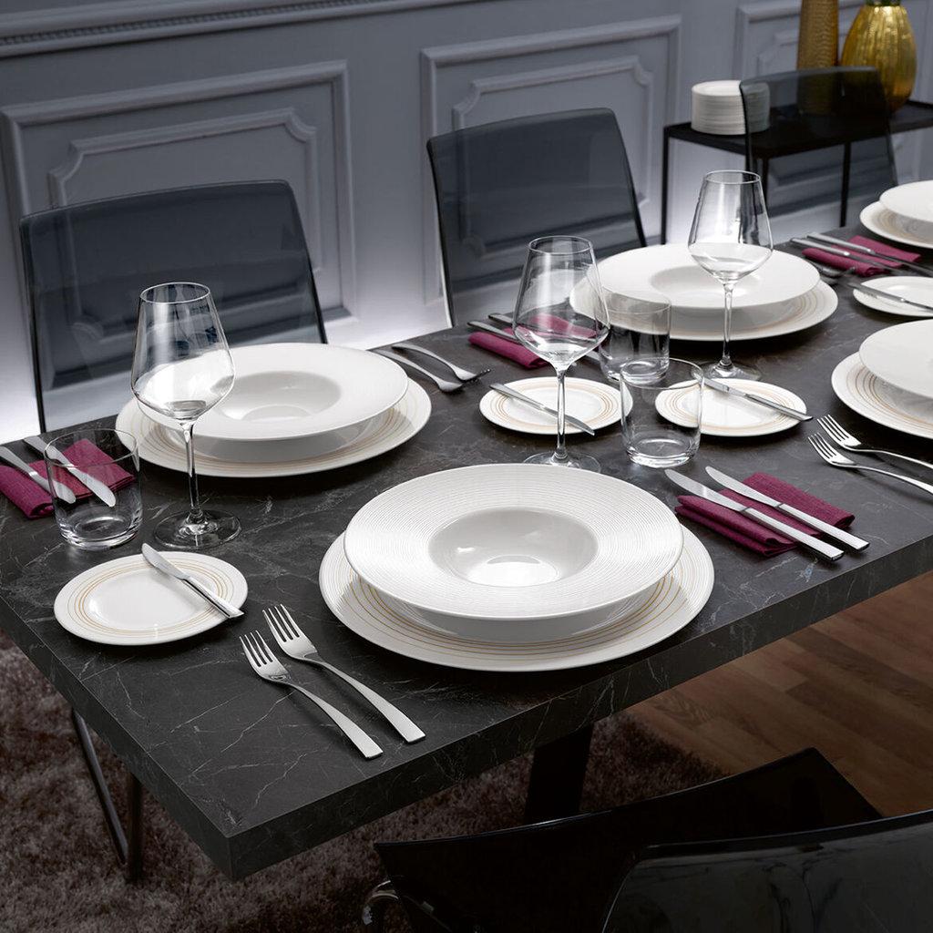 VILLEROY & BOCH La Divina Red Wine Glasses Set of 4 - Clear