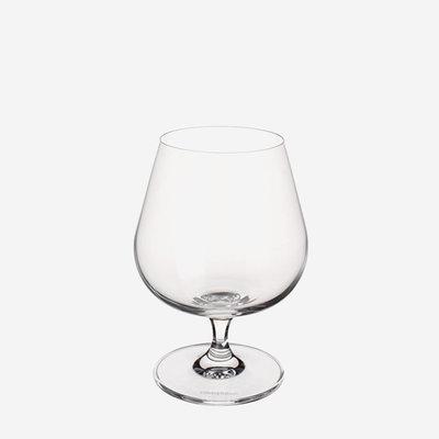VILLEROY & BOCH Entree Brandy Glass Set of 4 - Clear