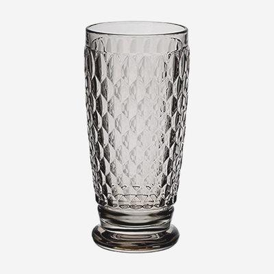 VILLEROY & BOCH Boston Highball Glasses Set Of 4 - Smoke