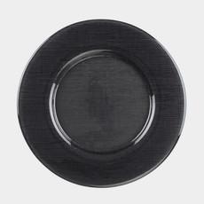 VILLEROY & BOCH Verona Charger Plate - Black