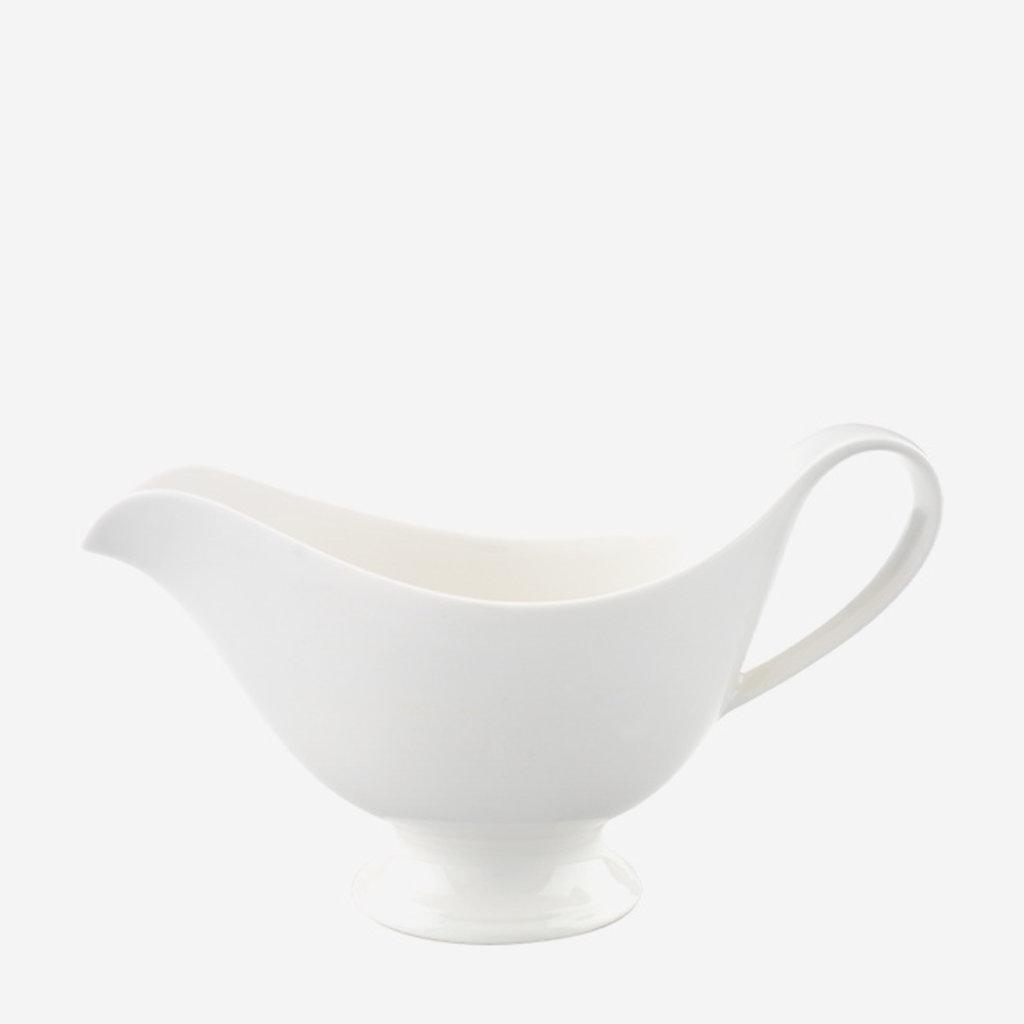 VILLEROY & BOCH For Me Gravy Boat - White