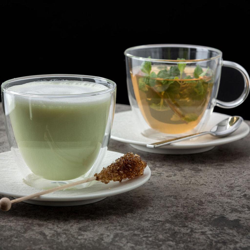 VILLEROY & BOCH Artesano Mug Set of 2 - Clear