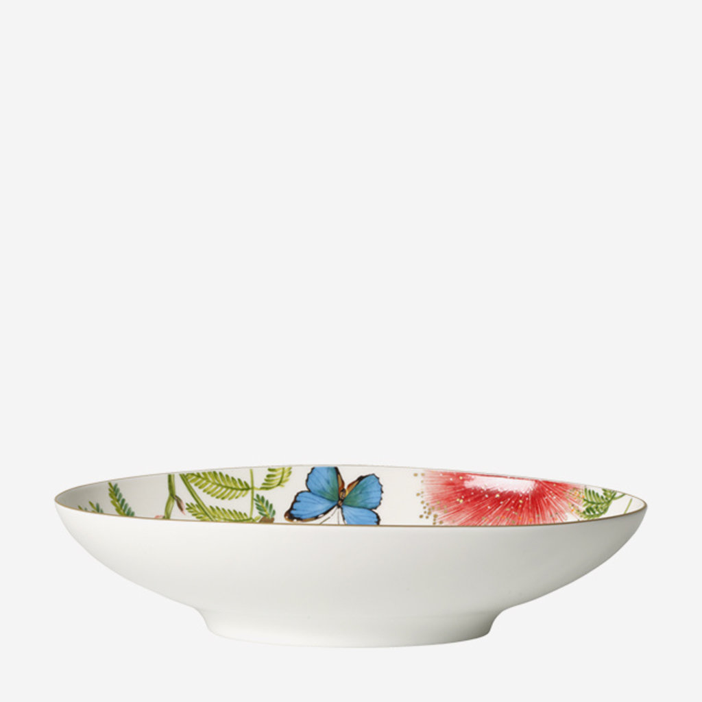 VILLEROY & BOCH Amazonia Deep Oval Serving Bowl - Multicolour