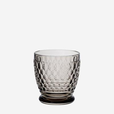 VILLEROY & BOCH Boston Tumbler Glasses Set of 4 - Smoke