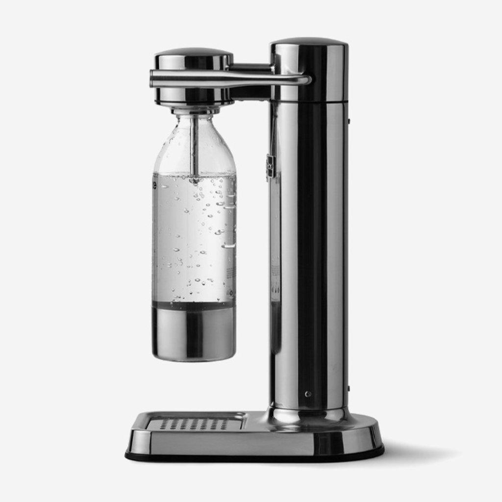 AARKE Carbonateur d'eau pétillante III Acier