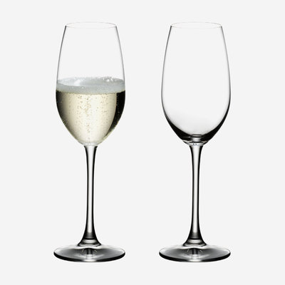 RIEDEL Ouverture Champagne Glass Set Of 2 - 8 1/2''