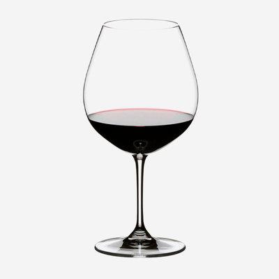 RIEDEL Vinum Pinot Noir (Burgundy Red) Set Of 2 - 8 1/4''