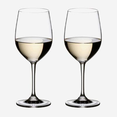 RIEDEL Vinum Viognier / Chardonnay Set Of 2 - 7 3/4''