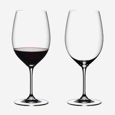 RIEDEL Vinum Cabernet Sauvignon / Merlot Set - Clear
