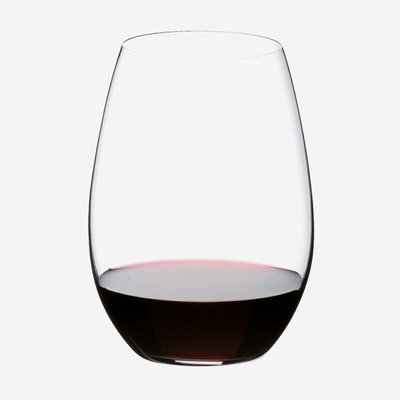 RIEDEL O Wine Tumbler Syrah / Shiraz Set Of 2 - 5 3/8''
