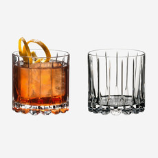 RIEDEL Drink Specific Glassware Spirits Rocks 2 Piece