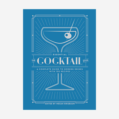 RIZZOLI The Essential Cocktail Book