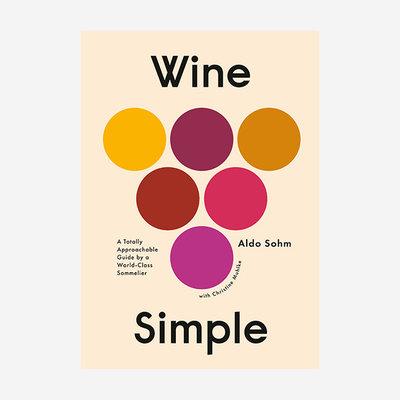 RIZZOLI Wine Simple Book