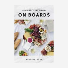 RIZZOLI On Boards Book