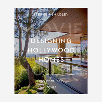 RIZZOLI Designing Hollywood Homes Book