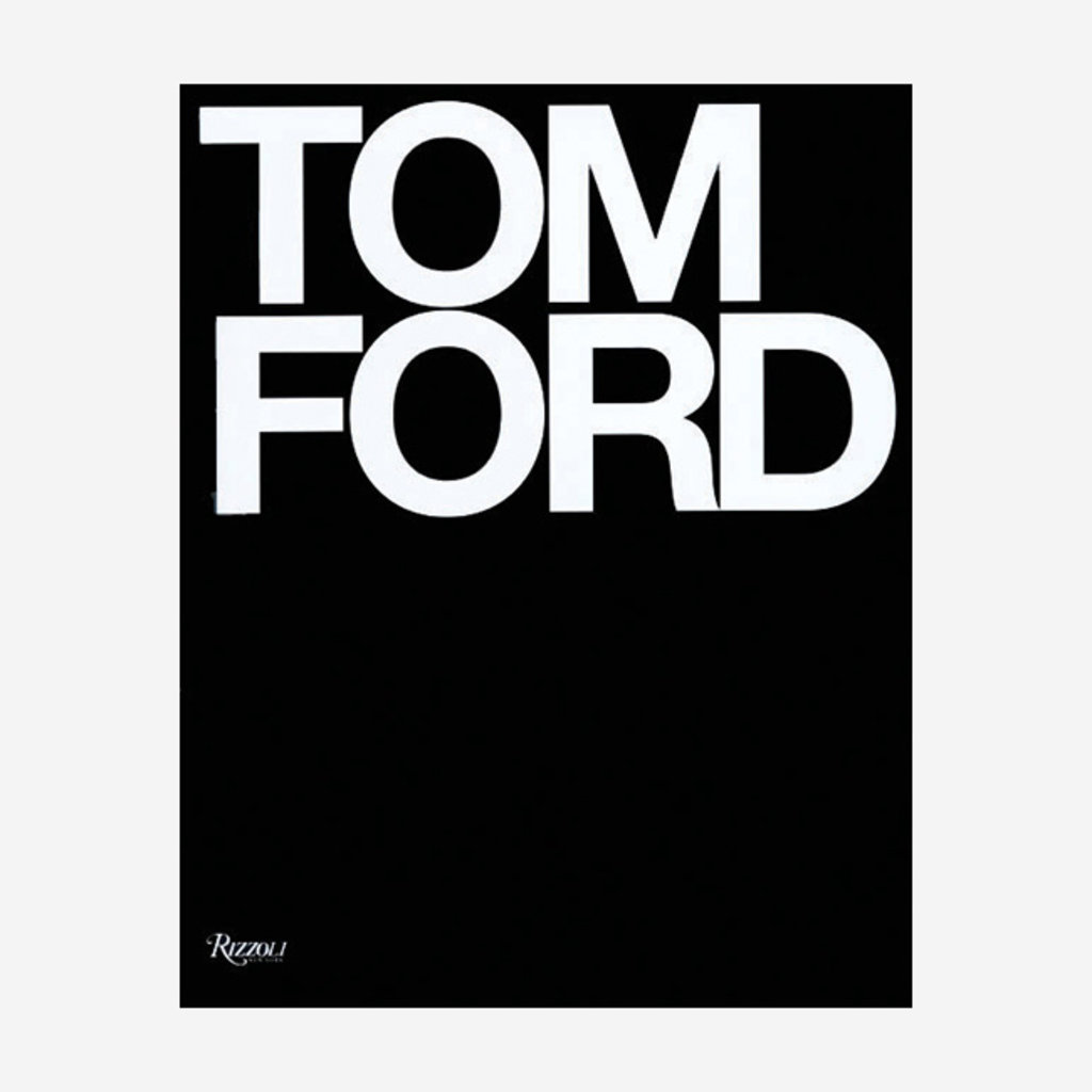 RIZZOLI Tom Ford Book