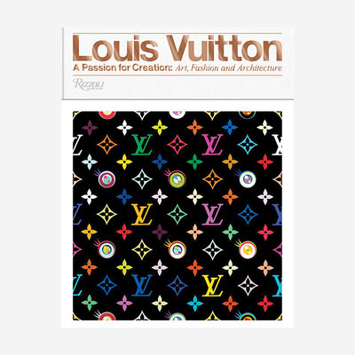 RIZZOLI Louis Vuitton: A Passion For Creation Book