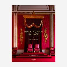 RIZZOLI Buckingham Palace: The Interiors Book
