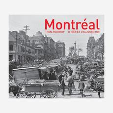 RIZZOLI Montréal Then & Now Book