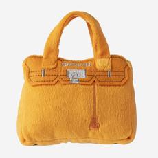 HAUTE DIGGITY DOG Barkin Bag Dog Toy - Orange