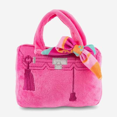 HAUTE DIGGITY DOG Barkin Bag with Scarf - Pink