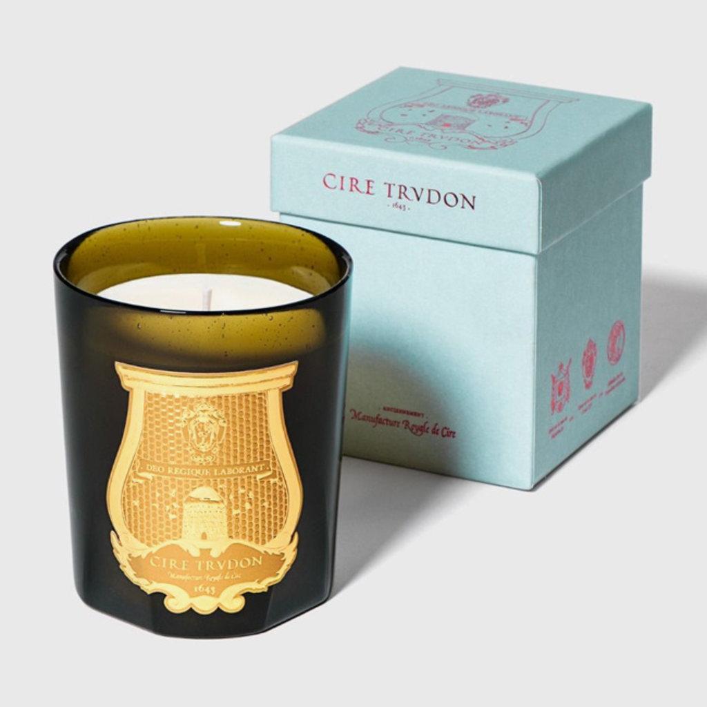 CIRE TRUDON Bougie Parfumée Solis Rex Versailles Parquets en Bois Classique - 270g