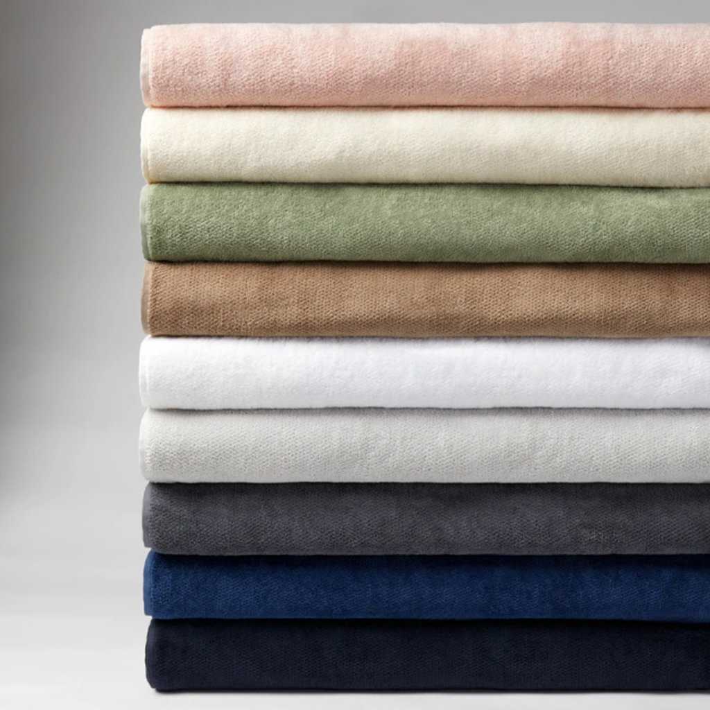 SFERRA Canedo Wash Cloth - White