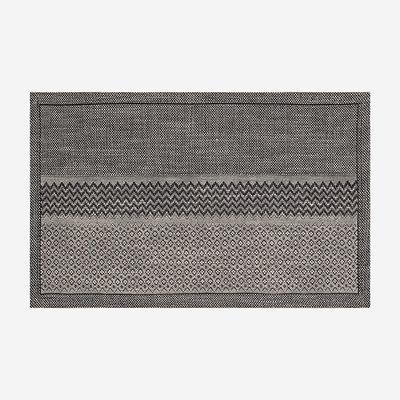 LE JACQUARD FRANCAIS Slow Life Napkin - Grey