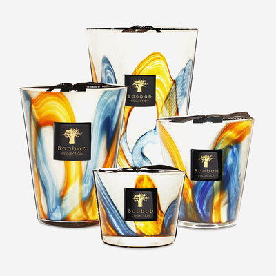 BAOBAB COLLECTION Bougie parfumée Nirvana Holy
