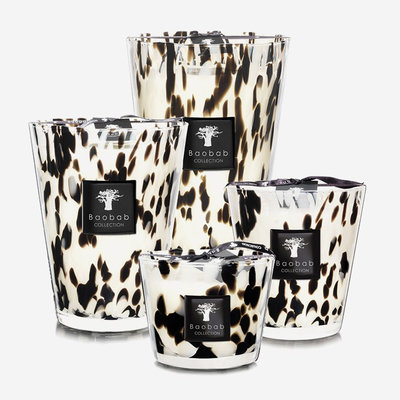 BAOBAB COLLECTION Black Pearls Scented Candle