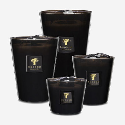 BAOBAB COLLECTION The Prestigious Indian Ink Scented Candle