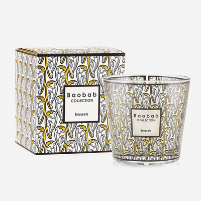 BAOBAB COLLECTION My First Baobab Brussels Bougie parfumée MAX 8