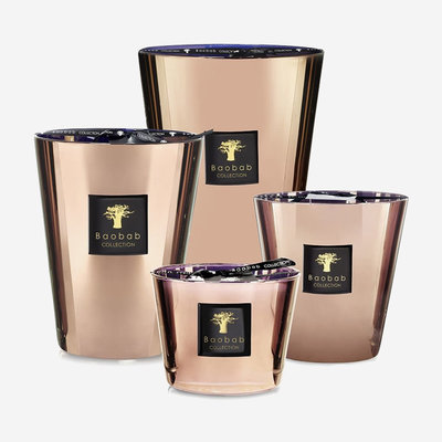 BAOBAB COLLECTION Les Exclusives Cyprium Candle
