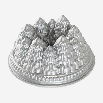 NORDICWARE Holiday Collection Pine Forest Bundt Cake Pan