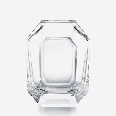 BACCARAT Octagone Vase