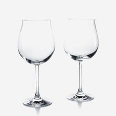 "BACCARAT Chateau Bourgogne Glass Set/2 - 9.75"" H - 26 1/2 Oz"