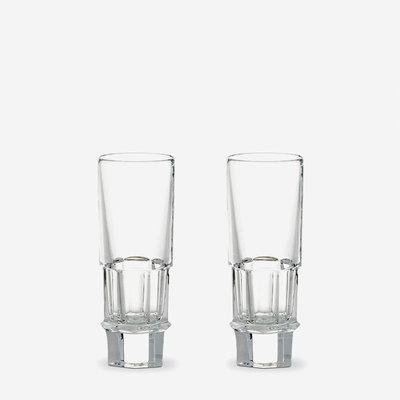 BACCARAT Harcourt Abysse Vodka Glasses Set/2