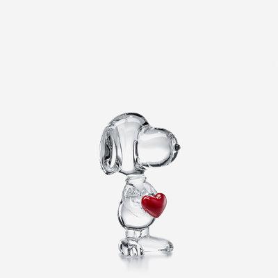 BACCARAT Cartoon Snoopy Heart