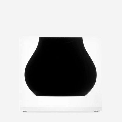 JR WILLIAM Mosco Bud Vase - Soho Black