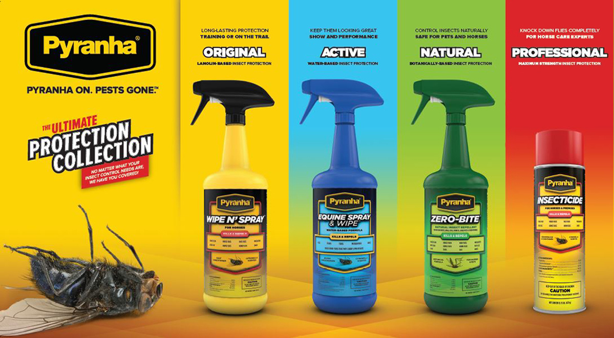 Fly Spray & Repellent